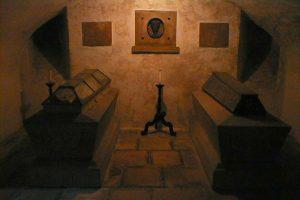 geschichte mariahilfkapelle hornsteingruft 300x200 - Mariahilfkapelle