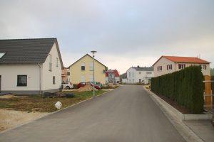 Baugebiet Rosenhof