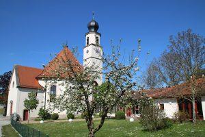 christuskirche aussen 300x200 - Evangelische Christuskirche
