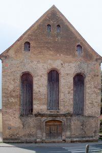 frankiskanerkirche aussen 200x300 - Franziskanerkloster