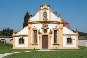 mariahilfkapelle aussen 300x200 - Mariahilfkapelle
