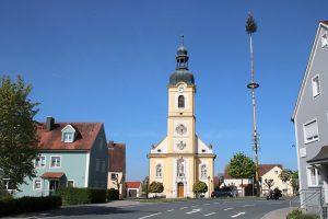 pfarrkirche st augustinus aussen01 300x200 - Pfarrkirche St. Augustinus (kath.)