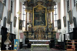 Kath. Pfarrkirche St. Georg