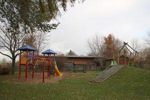 Kinderspielplatz in Stopfenheim (Kindergarten – kein öffentlicher Spielplatz)