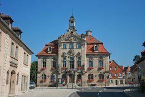 Rathaus der Stadt Ellingen