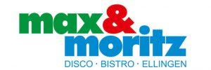 """essen trinken max moritz logo 300x100 - Disco-Bistro """"Max & Moritz"""" Ellingen"""
