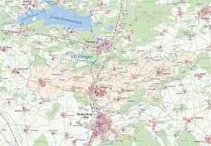 Ortsteile Ellingen