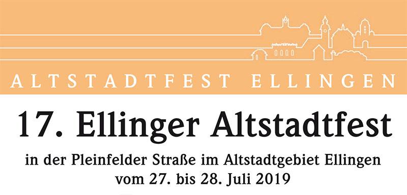 Altstadtfest 2019
